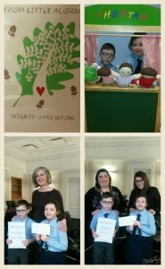 St Ninians Pic Collage